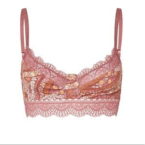 Spell & The Gypsy Collective Intimates & Sleepwear - NWOT Spell & The Gypsy City Lights Bralette Auburn